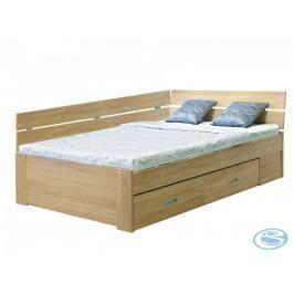 Rohová postel Amélie 140x200 - Mikulík