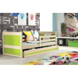 Dětská postel Rico 90x200 cm borovice - BM