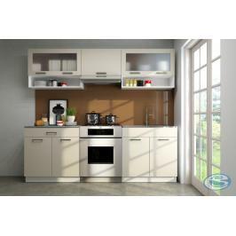 Kuchyňská linka Valerie 220/160 vysoký lesk - FALCO