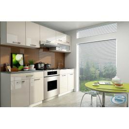Kuchyňská linka Elisa 160/220 vysoký lesk - FALCO