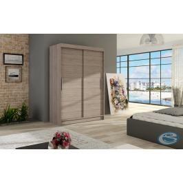 Šatní skříň Miami I s posuvnými dveřmi - Ank