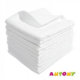 ANTONY FASHION - Bavlněná plena LUX - 10ks balení - velikost: 70x80 (cm)