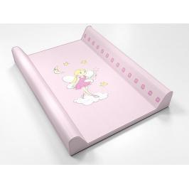 ANTONY FASHION - montovací přebalovací pult (růžový) - víla