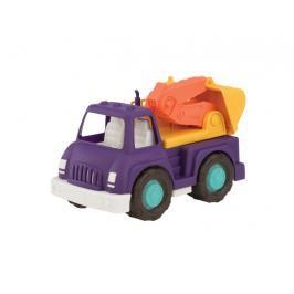 B-TOYS - Nákladní auto s rypadlem Wonder Wheels