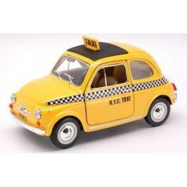 BBURAGO -  Fiat 500 Taxi 1:24