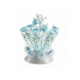 BEABA - Odkapávač kojeneckých lahví šedá/modrá