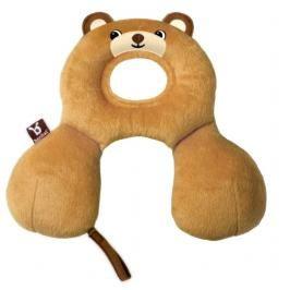 BENBAT - Nákrčník s opěrkou hlavy 0-12 m - medvěd