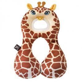 BenBat - Nákrčník s opěrkou hlavy 1-4 roky - žirafa