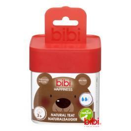 BIBI - Náhradní savičky Anti-Colic od 3 měsíců 2 ks