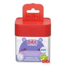 BIBI - Náhradní savičky Anti-Colic od 6 měsíců 2 ks