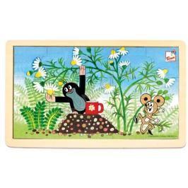 BINO - 13801 Puzzle Krtek a heřmánku
