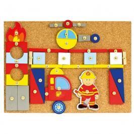 BINO - 82197 Hra s kladívkem hasiči