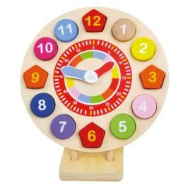 Bino - 84051 Hodiny-puzzle