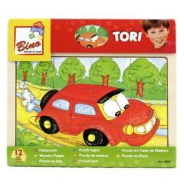 BINO - 88087 Puzzle na desce auto Tori