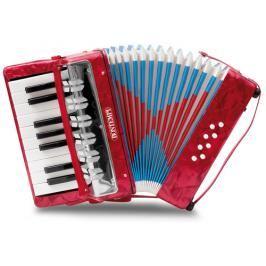 BONTEMPI - dřevěný akordeon 17 klapek 331730