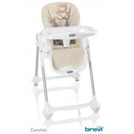 BREVI - CONVIVIO Jídelní židle 2017, 553, Malý Macko
