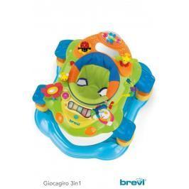 BREVI - GIOCAGIRO Dětské chodítko 3v1