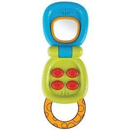 BRIGHT STARTS - Hračka aktivní telefon My Little Flip ™ 3m +