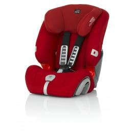 BRITAX - Autosedačka Evolva 123 PLUS, 9-36 kg, 2016, Flame Red