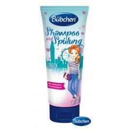 BÜBCHEN - Kids Šampon s kondicionérem 2v1 London Style 200 ml