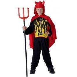 CASALLIA - kostým Čert M