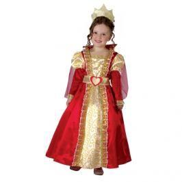 CASALLIA - Karnevalový kostým Malá královna