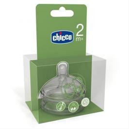 Chicco - Dudlík Step Up 2 regulovatelný průtok 2ks, 2 m +