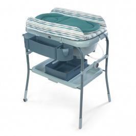 Chicco - Přebalovací stolek s vaničkou Cuddle & Bubble - Wild