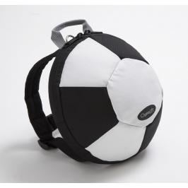 CLIPPASAFE - Dětský batoh s odnímatelným vodítkem, Football