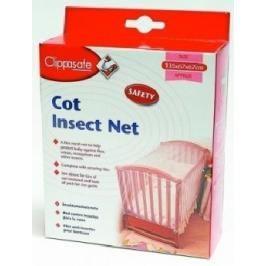 CLIPPASAFE - Síťka proti hmyzu na postýlku