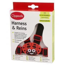 CLIPPASAFE - Vodítko pro dítě - Ladybird