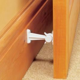 CLIPPASAFE - Zarážka dveří, bílá