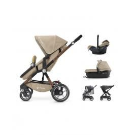 CONCORD - Travel Set Camino Air.Safe+Sleeper 2.0 Powder Beige Concord 2017
