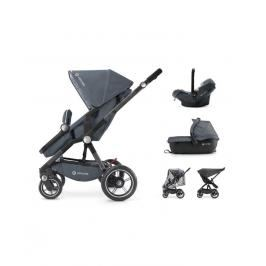 CONCORD - Travel Set Camino Air.Safe+Sleeper 2.0 Steel Grey Concord 2017