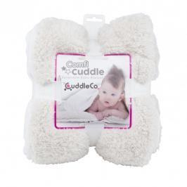 CUDDLEME - CUDDLECO Super měkká oboustranná dětská deka, Pearl