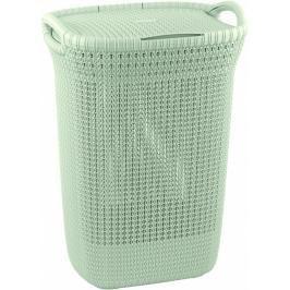 CURVER - Plastový koš na špinavé prádlo 57 l