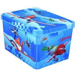 CURVER - Úložný box STOCKHOLM S - modrý