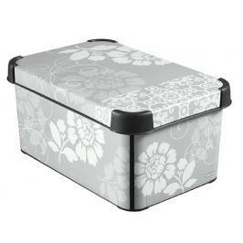 CURVER - Úložný dekorativní box S, Romance