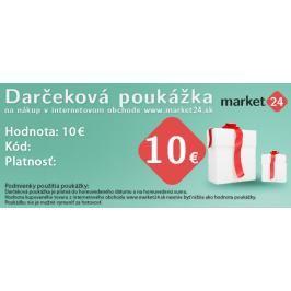 Dárková poukázka - 10 EUR