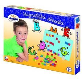 DETOA - Magnetická Abeceda