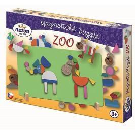 DETOA - Magnetické Puzzle Zoo