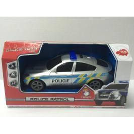 DICKIE - Policejní Auto, Česká Verze