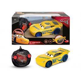 DICKIE - Rc Cars 3 Turbo Racer Cruz Ramirezová 1:24, 17Cm, 2Kan