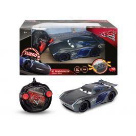 DICKIE - Rc Cars 3 Turbo Racer Jackson Storm 1:24, 17Cm, 2 Kan