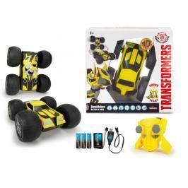 DICKIE - RC Transformers Flip 'n' Race Bumblebee 1:16, 2kan