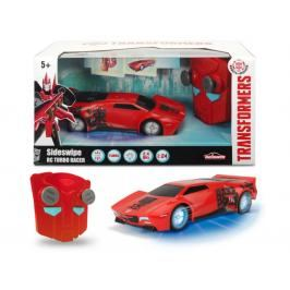 DICKIE - RC Transformers Turbo Racer Sideswipe