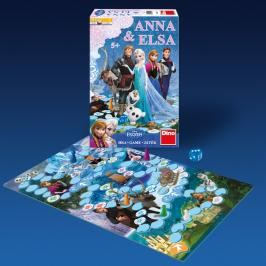 DINO - Anna & Elsa  hra