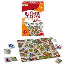 DINO - Dopravní výchova naučná hra