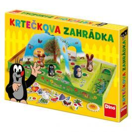 DINO - Krtečkova zahrádka nová dětská hra