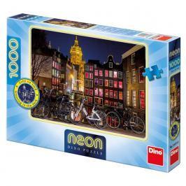 DINO - Noční Amsterdam 1000D Neon